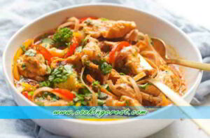 Chicken-Curry-Panang-With-Noodle