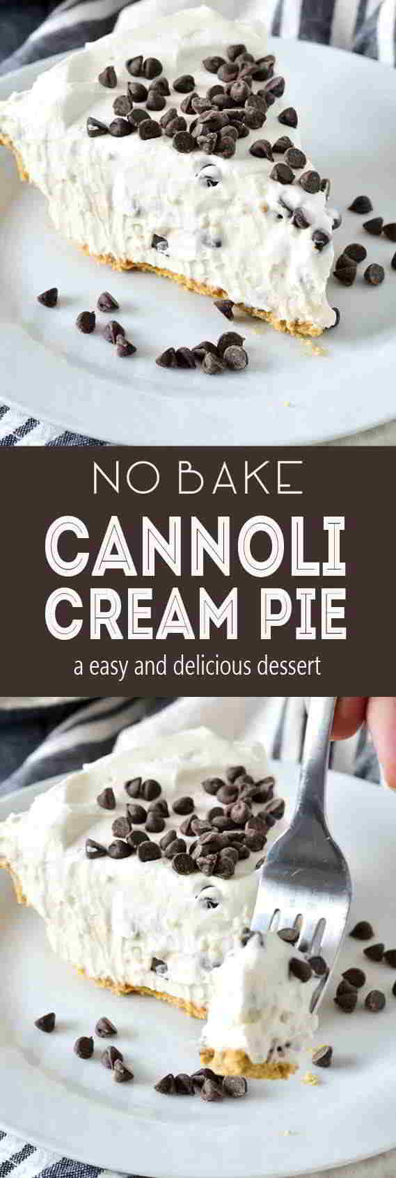 No-bake-Cannoli-Cream-Pie-Recipe